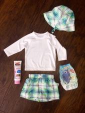 Swimwear- Check. Ready for Summer & Swimming- Check Check.